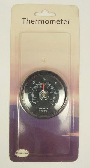 Round Wall Thermometer
