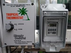 Simply Control Tropical Thermostat
