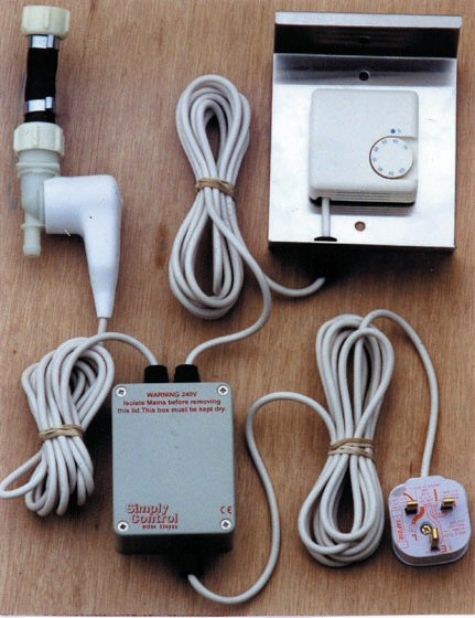 Simply Control Humidification Kit