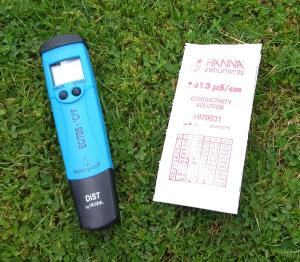 Conductivity Meter 1- 1999 us/ cm